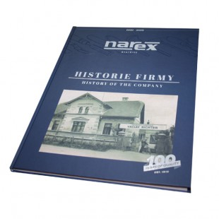 Book History of the company, 1919-2019