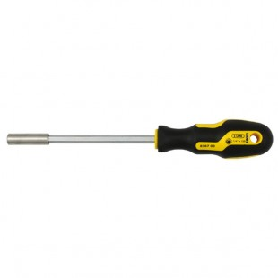 Magnetic screwdriver for bits