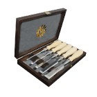Set of bevel edge chisels RICHTER