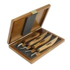 Knife set 4pcs