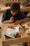 Carving workshop 2014
